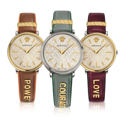 New Plan For Ferragamo And Versace Watches