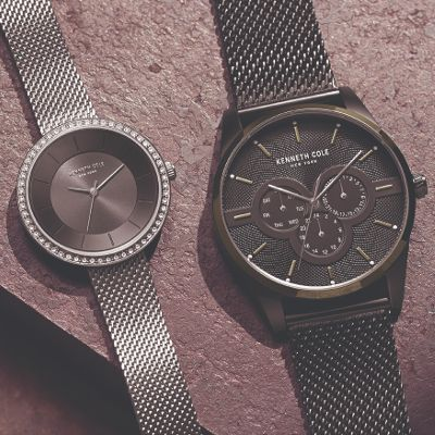 Timex Adds Kenneth Cole Watches